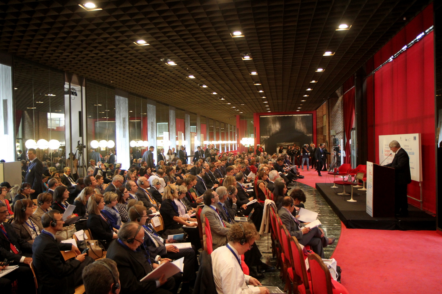 04. High-level Conference on the European Social Charter (Turin, 17-18 October 2014)
