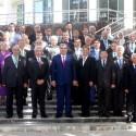 Ráðstefna stjórnlagadómstóla í Tajikistan