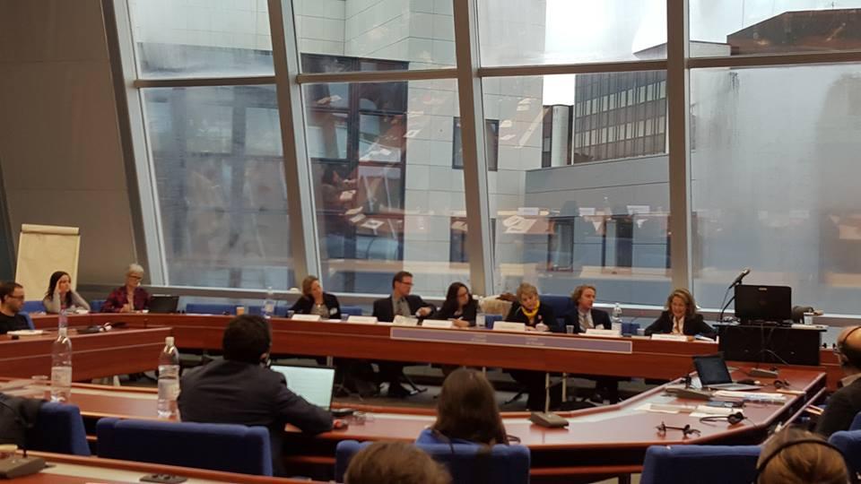 herdís world forum strassborg