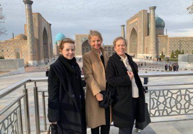 Alþjóðleg mannréttindaráðstefna í Samarkand