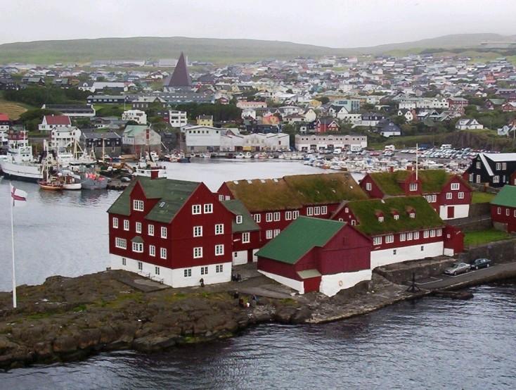 Fyrirlestur í Þórshöfn, Færeyjum