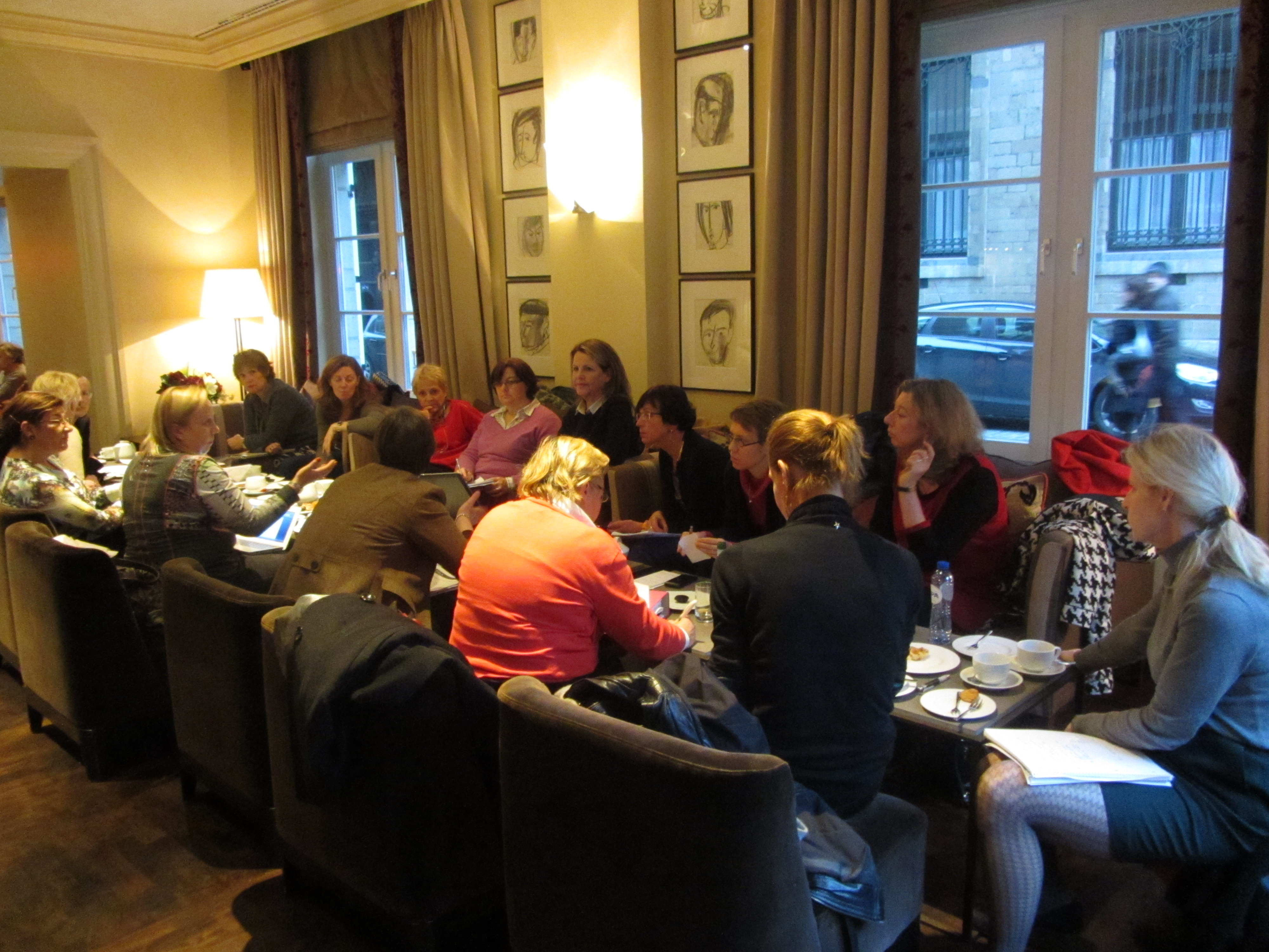 EWLA board meeting in Brussels 25 Nov.2012 012