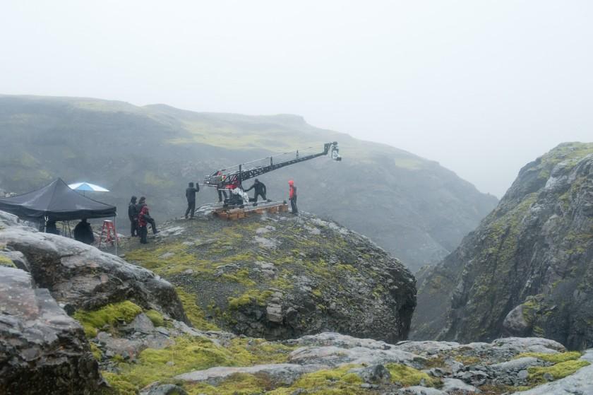 Ísland bjargar Hollywood